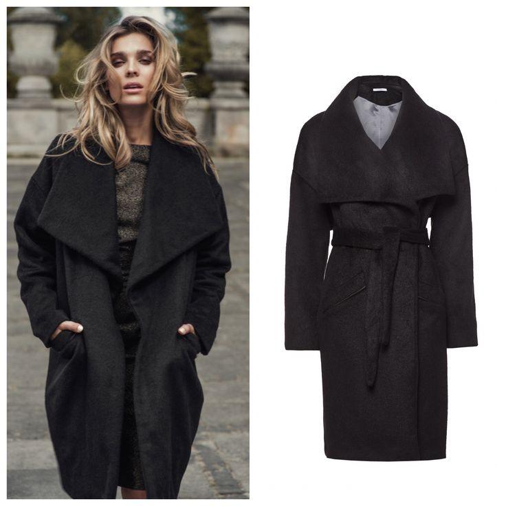 Wełniany płaszcz z szerokimi klapami z zimowej kolekcji duetu THECADESS sprawi, że nawet w chłodny dzień poczujesz się wyjątkowo.  Wejdź na thecadess.com i poznaj naszą kolekcję.  @radekrocinski @piotrsalata #fashion #collection #newarivals #aw1516