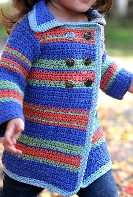 Free Crochet Pattern Toddler Girl Sweater : 25+ best ideas about Crochet toddler sweater on Pinterest ...