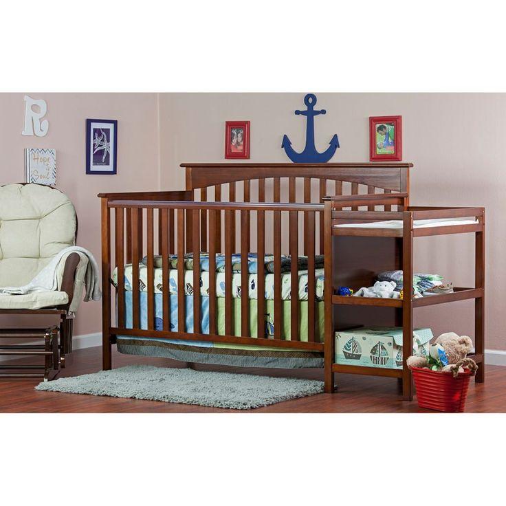 Dream On Me Chloe 4-in-1 Convertible Crib