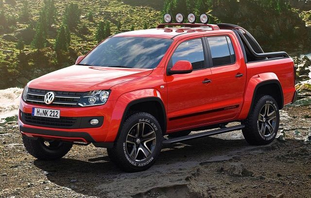 Óxido de Azoto: SIVA inicia actualização de software no Volkswagen Amarok