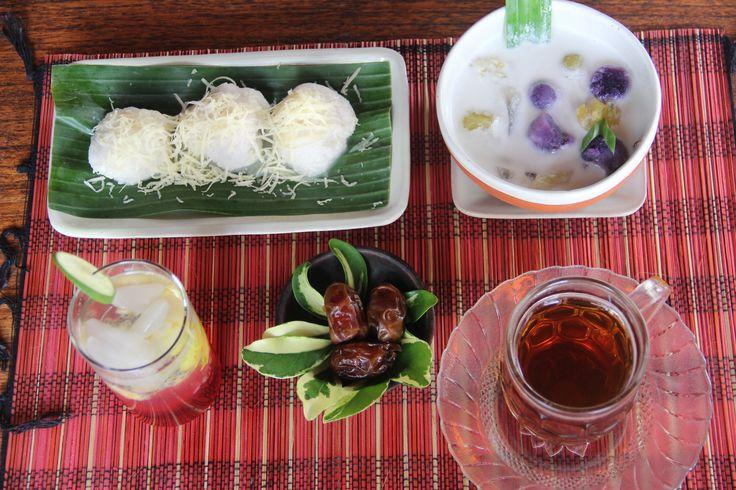 """Paket Kolak Ramadhan At """"Waroeng Dhahar Pulosegaran"""" Tembi Rumah Budaya"""