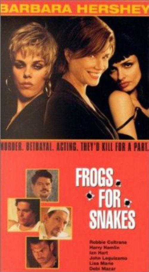 Frogs for Snakes Full Movie Online 1998