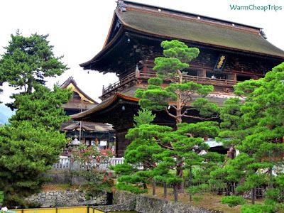 Discover Japan: Nagano e lo Zenko-ji