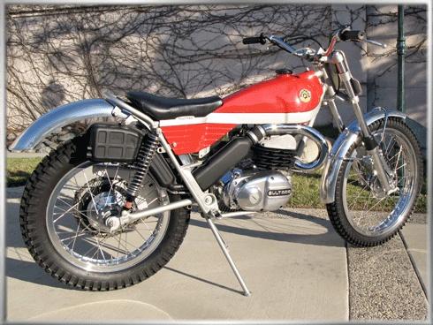 """1974 Bultaco 350 Sherpa """"T"""""""