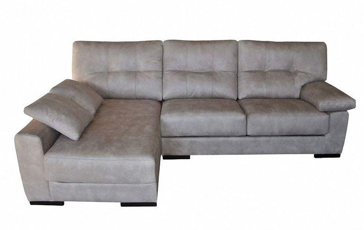 Totti sof chaise longue viscoelsatica 1496 sofas de for Muebles en arevalo