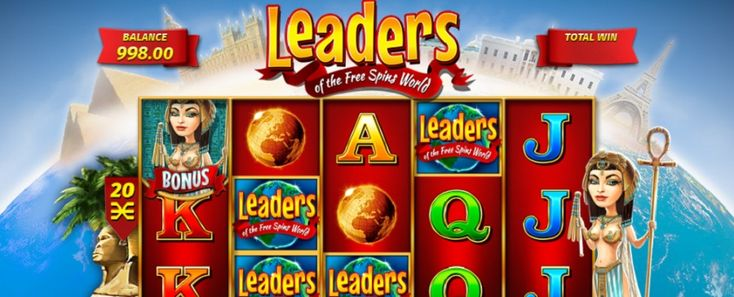 Leaders of the Free Spins World is simply a video slot which will not last for long. To me it was boring, lacking innovation and fantasy #Leaders #FreeSpins #LeadersoftheFreeSpinsWorld #video slot