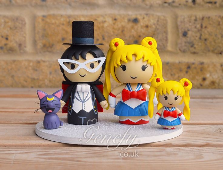 anime wedding cake tops 195 best images about wedding cake toppers by genefy 10782