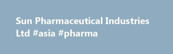 Sun Pharmaceutical Industries Ltd #asia #pharma http://pharmacy.nef2.com/sun-pharmaceutical-industries-ltd-asia-pharma/  #sun pharma products # Sun Pharmaceutical Industries Ltd. Albumin Human This medication is derived from human plasma, used to treat shock as a result of blood loss in the body (hypovolemia), burns, low protein levels (hypoproteinemia) due to surgery or liver failure, adult respiratory distress syndrome, dialysis, and as an additional medicine in bypass surgery. It…