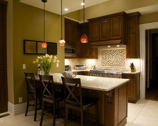 Small Kitchen Layouts Design, Pictures, Remodel, Decor and Ideas