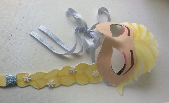 Frozen Masks UPDATED price and photos Olaf by PaintedPartySupplies, $8.99