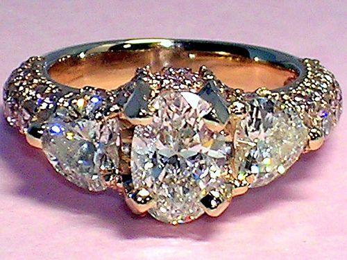 Wedding jewellery - sweet photo