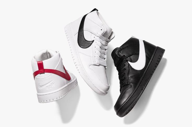 """NikeLab x Riccardo Tisci Dunk Lux Chukka Pack 