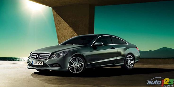 Mercedes Benz E350 Coupe