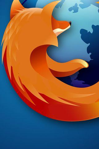 Mozilla Firefox Logo Wallpaper