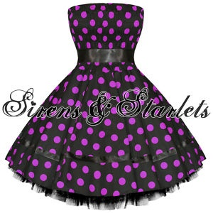 50's style dresses...yes please