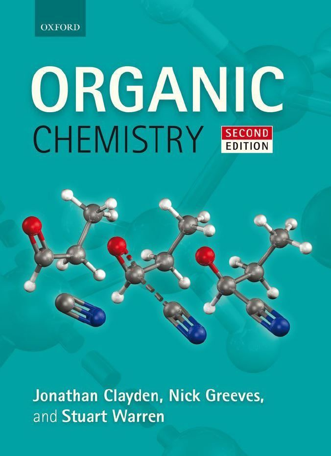 Solution Manual Organic Chemistry 2nd 2e Jonathan Clayden Nick Greeves Stuart Acetxt 2e 2nd Acetxt Chemistry Clayden Greeves Jonathan Manua