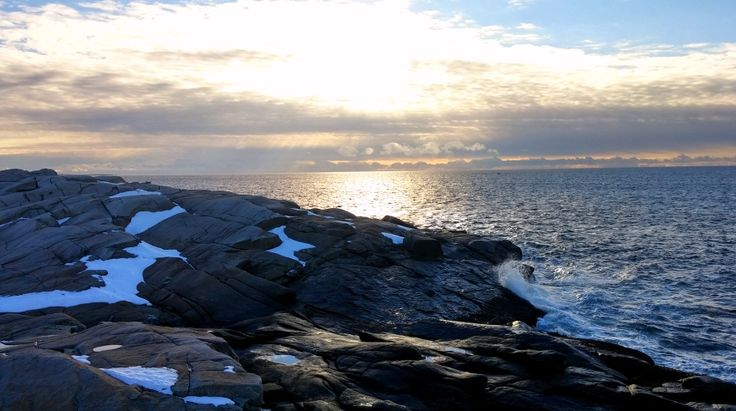 Love Peggy's Cove Sunsets