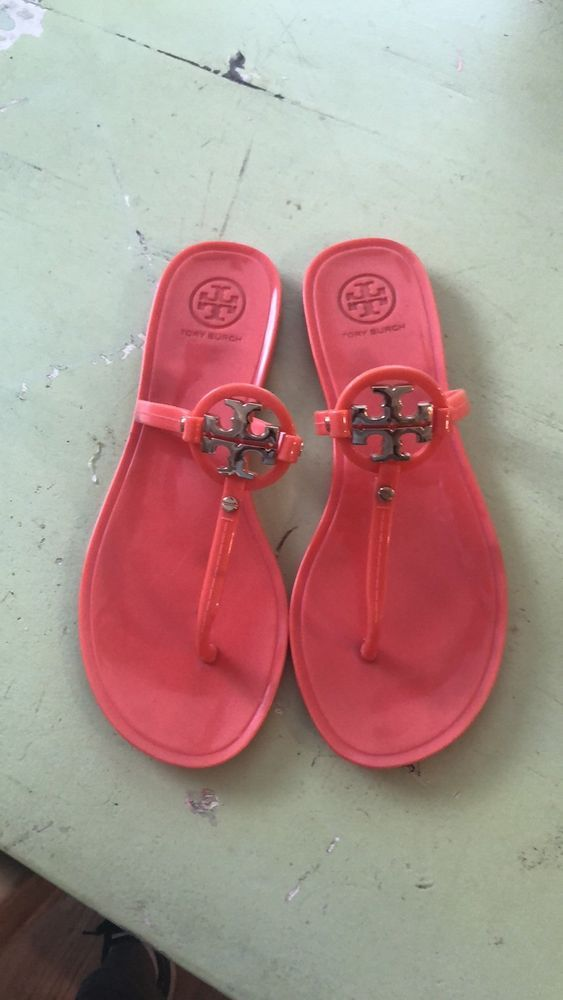 bf5f16a7638356 Tory Burch Mini Miller Sandals Size 6  fashion  clothing  shoes   accessories  womensshoes  sandals (ebay link)