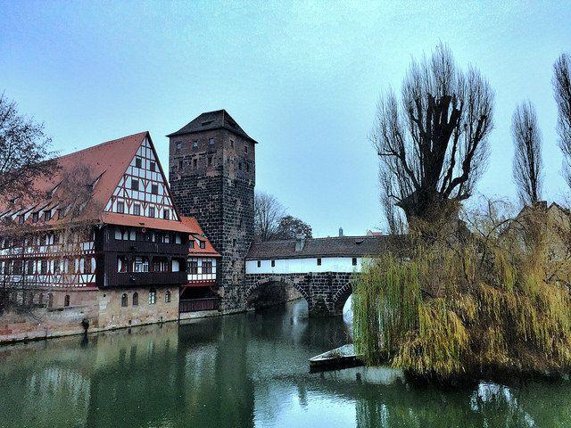 12 cosas que ver y hacer en Núremberg (Alemania). Consejos de viaje sobre una de las ciudades más bonitas en el Estado de Baviera. Viajar a Núremberg.