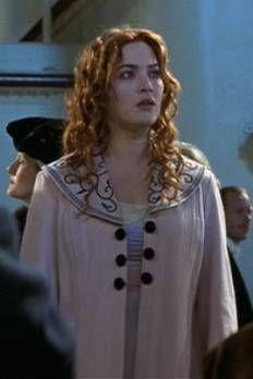 Titanic 1912 Rose Dawson