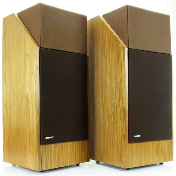 BOSE 601 III DIRECT REFLECTING FLOOR SPEAKERS * STUNNING!