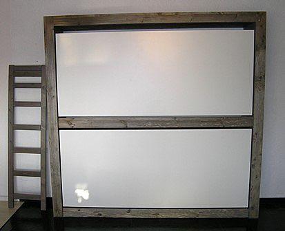 1000 id es sur le th me lit superpos escamotable sur pinterest lit superpos avec bureau lit. Black Bedroom Furniture Sets. Home Design Ideas