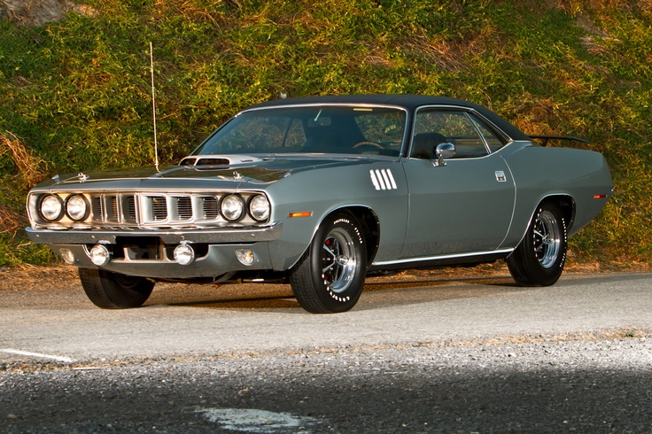 Discover Car Lot >> My 71 Cuda, 340 4 Speed Winchester Gray. Multi Show Winner. | GORGEOUS HALL A$$ CARS TRUCKS ...