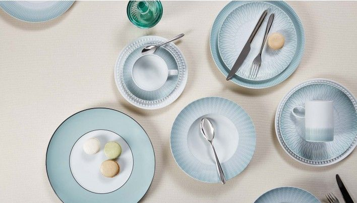 Venezia 66-Piece Dinner Set - Buy Online at LuxDeco.com