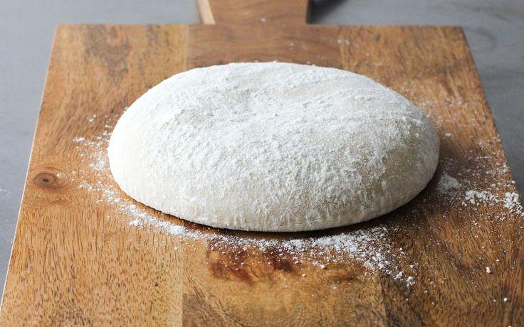 Traditionele Italiaanse Pizza Bodem recept