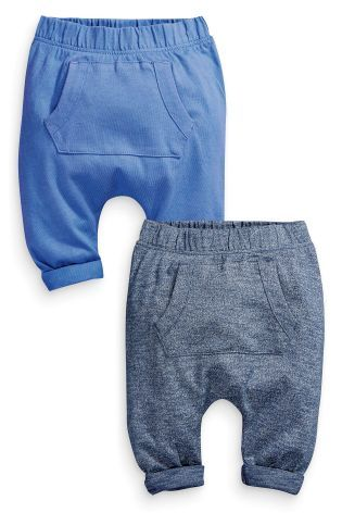 Buy Two Pack Blue Jogger (0-18mths) online today at Next: United States of America