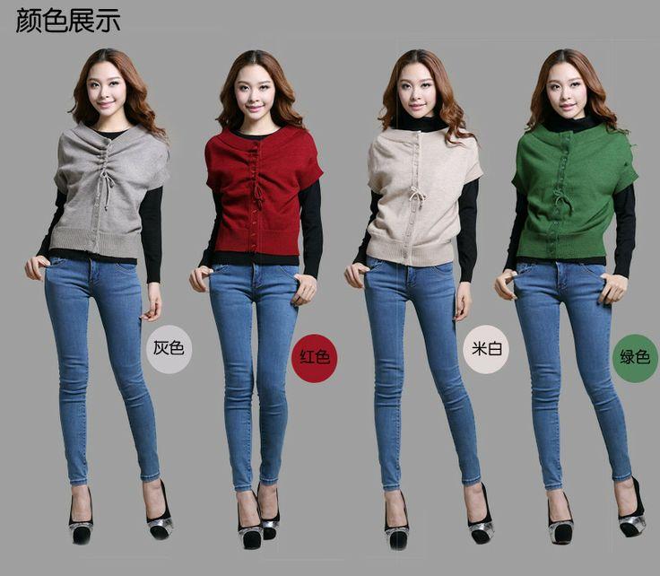 Ref. 1394561 Sweater: Busto:110 cm, Largo:55 cm, Blusa: Busto: 88 cm, Manga: 56 cm, Largo: 56 cm Material: Algodón $ 94.000