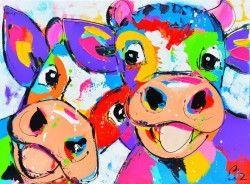 Liz - gekke koeien