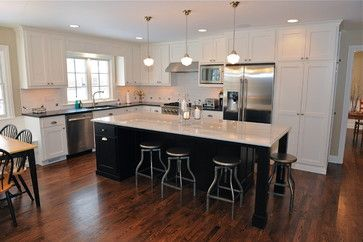 Kitchen Layouts Design Ideas, Pictures, Remodel, and Decor - page 9