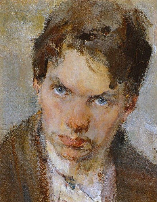Портрет П.А.Радимова (1910). Николай Фешин