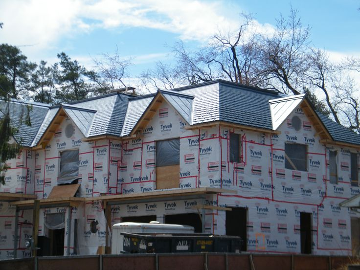 """3/8"""" thick roofing slate Unfading Black"""