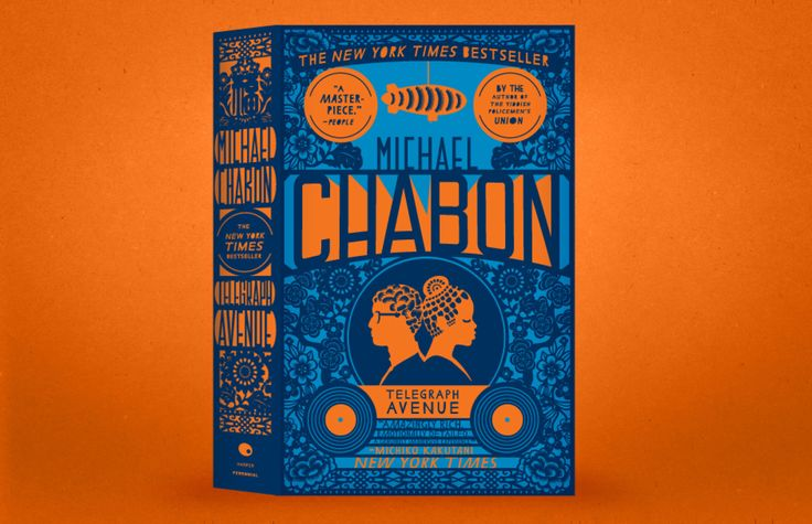 'Telegraph Avenue' By Michael Chabon: Designer Reveals Rejected Covers (IMAGES)Reading, Book Worth, Telegraph Avenue, Michael Chabon, Covers Design, Avenue Design, Book Covers, Book Jkts, Covers Art