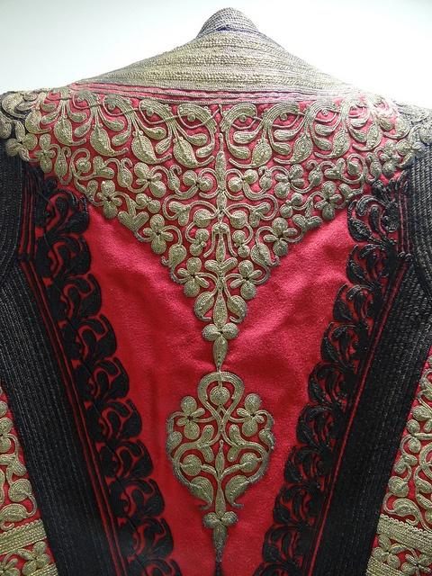 Traditional Costume - Ethnographic Museum - Cetinje - Montenegro