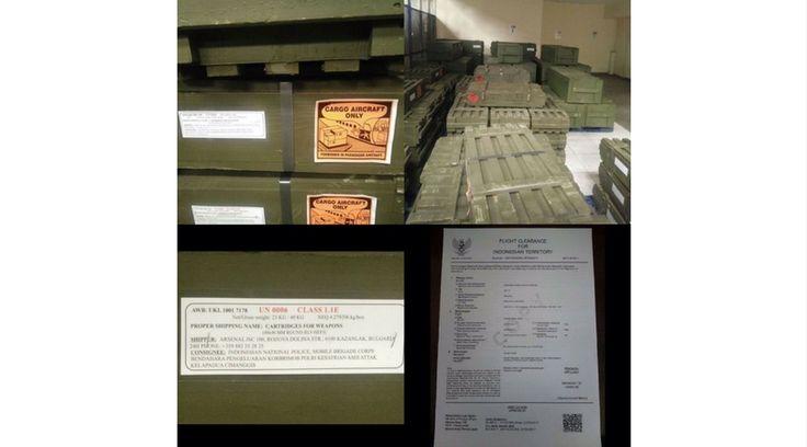 Heboh Impor Senjata Api dan Amunisi Ternyata Bukan Hoax - MAKOBAR.COM Menyuarakan Kebenaran, Akurat dan Terpercaya #makobarnews