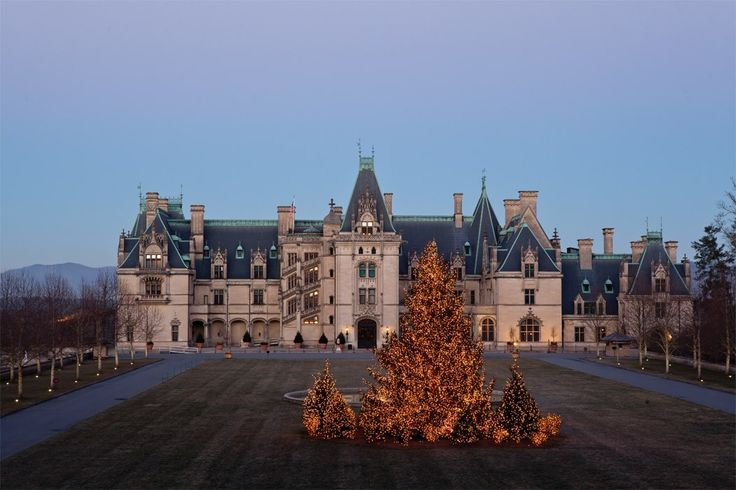 Biltmore--Christmas Time
