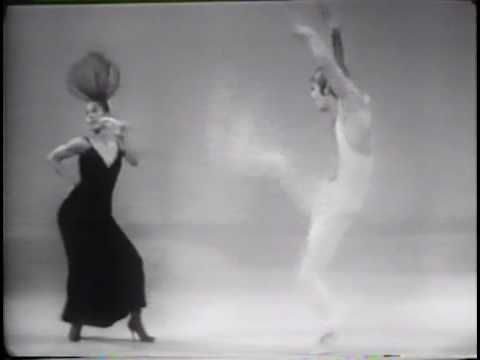 Wesley Fata and Carmen De Lavallade Dance to a now famous Quincy Jones song. Dear Quincy 1968