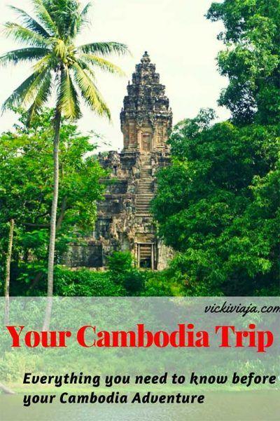 Cambodia I Things to know I Before the journey I Information about Cambodia I culture I Southeastasia I Money I #Cambodia #Budget