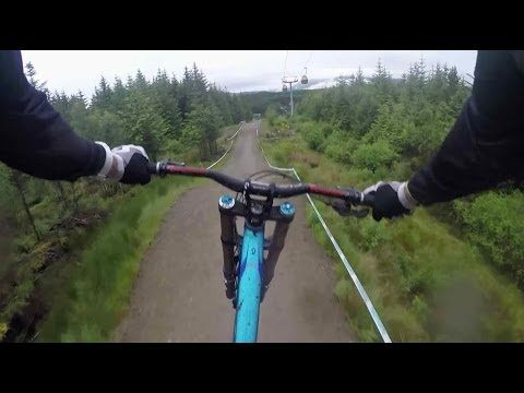 Downhill MTB GoPro footage through Scottish Highlands. http://WhatIsTheBestMountainBike.com
