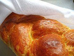 Hungarian egg twist or Fonott Kalacs is a slightly sweet braided loaf with raisins served for Easter, Christmas or any time of year