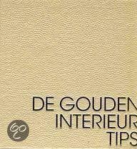 Boek: De Gouden interieur tips