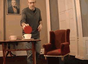 dans la maison de cet homme tout est question de perspective 22 illusions