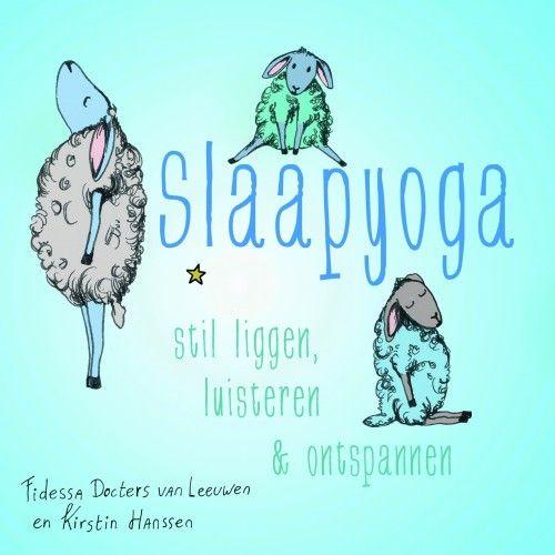 Slaap Yoga - boek inclusief CD