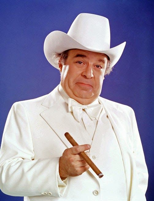 Sorrell Booke was Boss Hogg of THE DUKES OF HAZZARD and in so Much ...