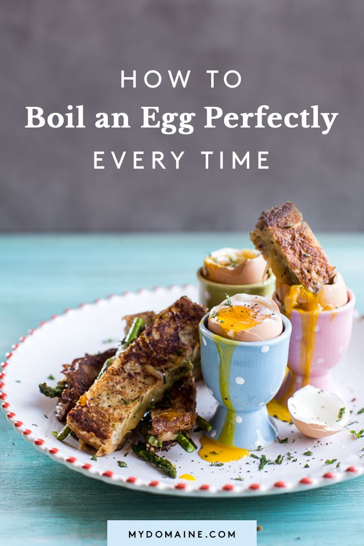 This Is How To Boil Eggs Once And For All