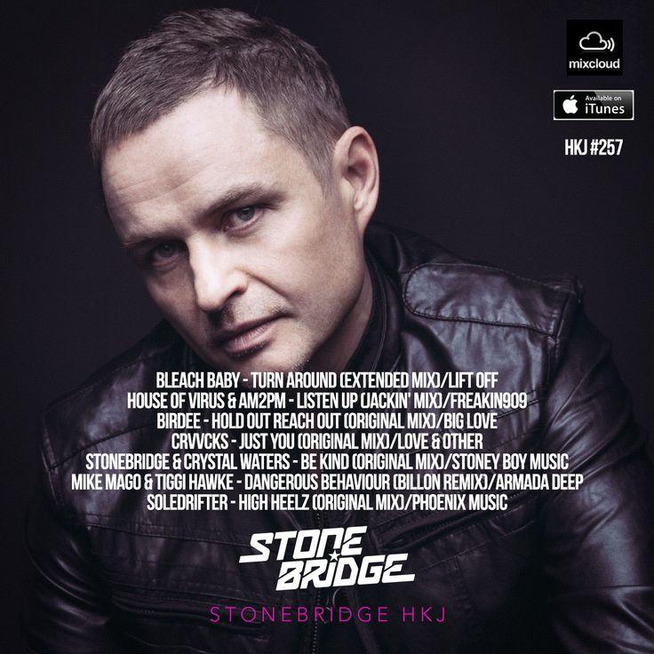 StoneBridge HKJ #257 - The Gots To Be Funky Edition is up https://www.mixcloud.com/stonebridge/257-stonebridge-hkj - check it out! #stonebridge #hkj Xsexy #funky #house
