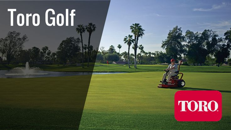 Toro is the world's most trusted name in lawn care products a top brand in turf maintenance for many of the 15,000 courses around the country. But despite being a key player in the golf market, Toro had no way of speaking to this niche audience directly. We launched @ToroGolf on Twitter to speak with the active Twitter community of golf course superintendents.